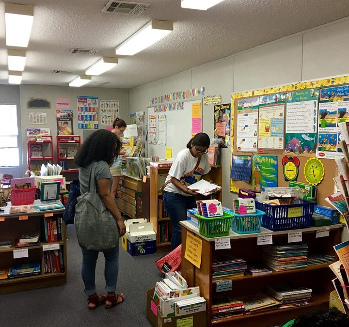 Helping student teachers stay in Forsyth County