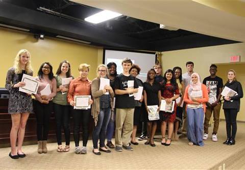 2017 Poet Laureate Participants