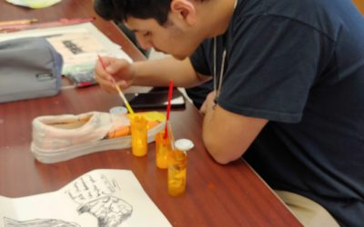 Innovative Grant implemented at Mount Tabor High